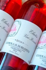 Burlotto Elatis Rosato 2016 on dalluva.com