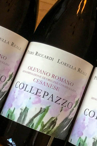Riccardi Reale Collepazzo Cesanese 2015