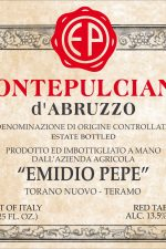 Emidio Pepe Montepulciano d'Abruzzo 2014